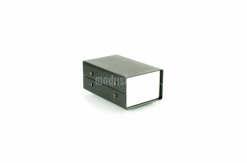 1EC40610 - Hliníková krabička 40x60x100mm
