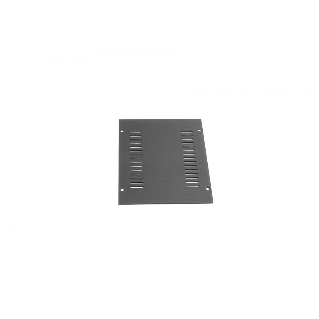 1NGXA147N - 1U Galaxy krabice, 124 x 170 x 40mm, 10mm panel černý