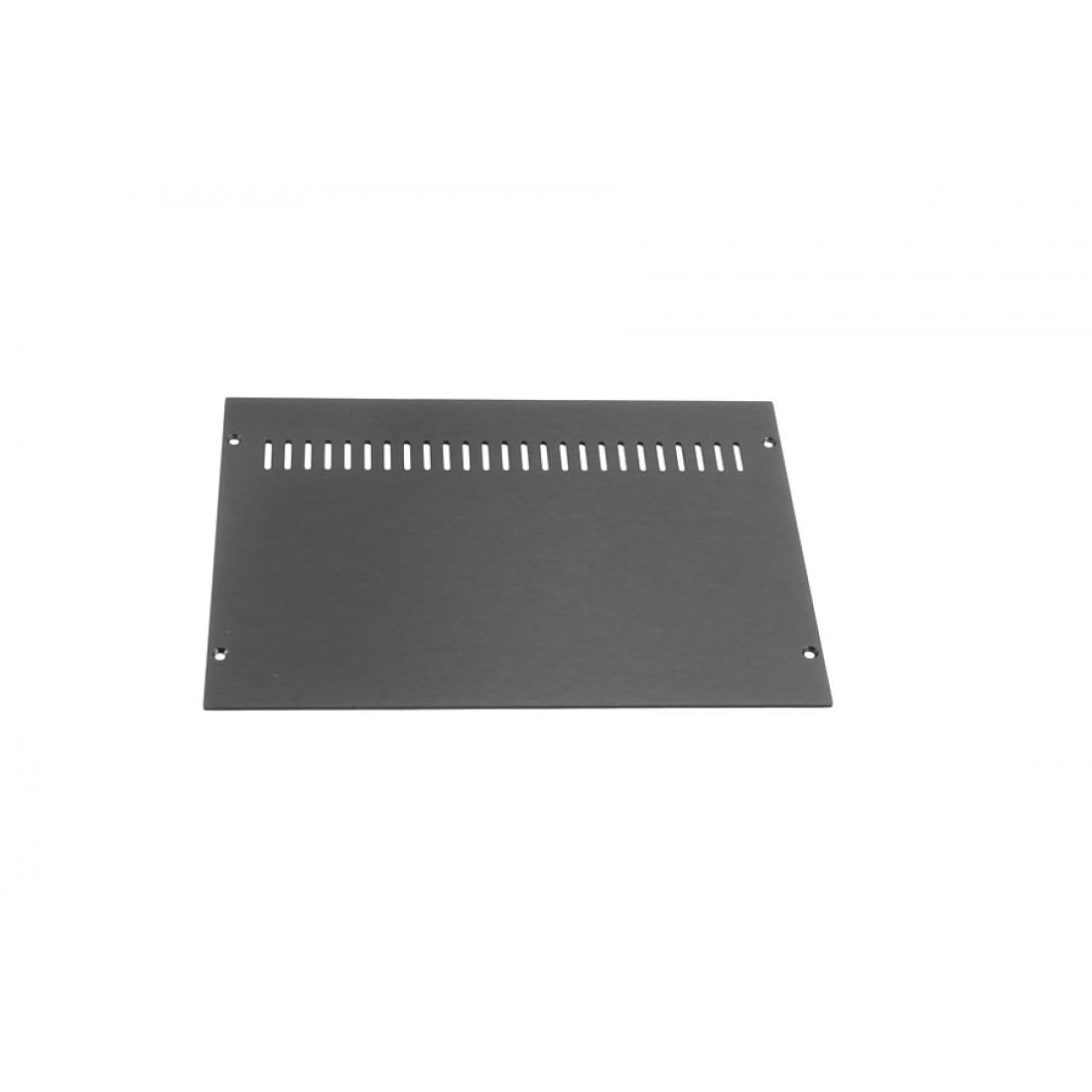 1NGXA247N - 1U Galaxy krabice, 230 x 170 x 40mm, 10mm panel černý
