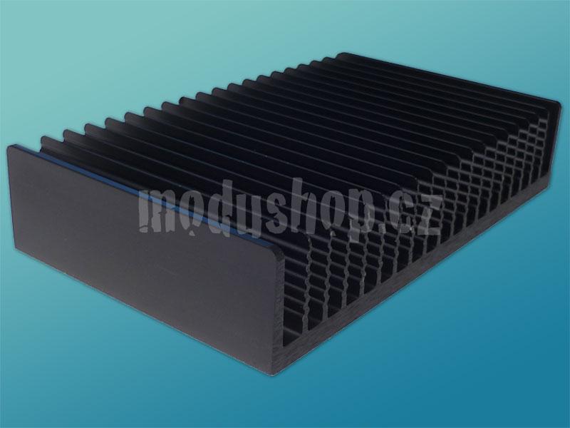 Chladič pro 3U krabici, 200x40x120mm