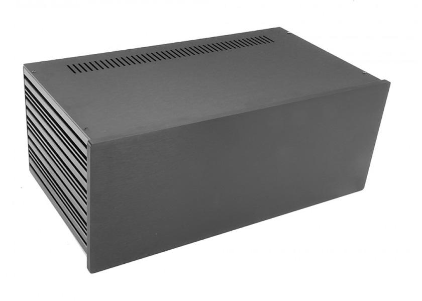 4U rack krabice s lištou, 230mm