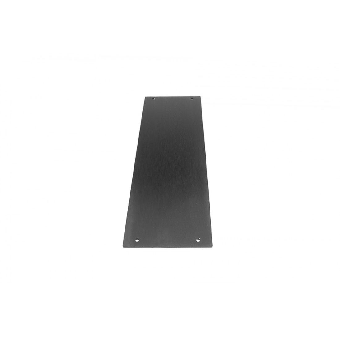 1NPDA03300B - 3U Krabice s chladičem, 300mm, 10mm-panel stříbrný, AL víka