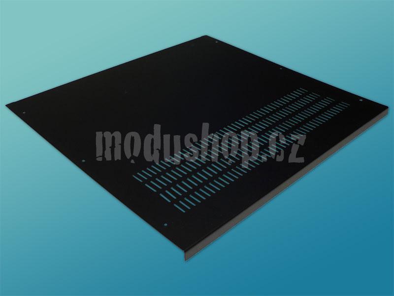 400mm ocelové víko pro krabice plechové