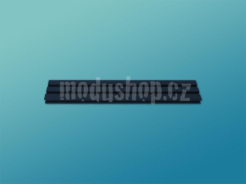 3SL0101230 - 1U bočnice pro krabici s lištou 230mm
