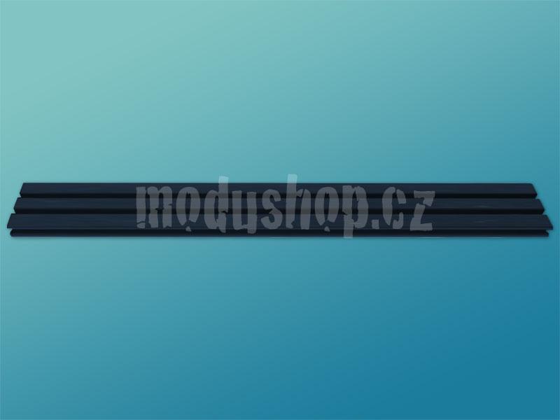3SL0101350 - 1U bočnice pro krabici s lištou 350mm