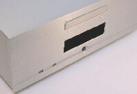 1MD21B - PC, HTPC skříň stříbrná
