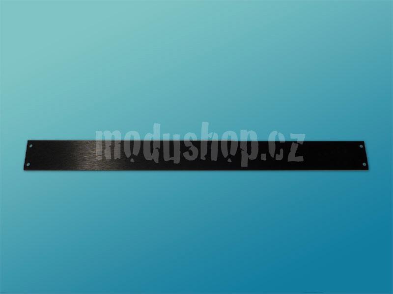 3SL0102F - 1U zadní panel, pro krabice s lištou bez otvoru